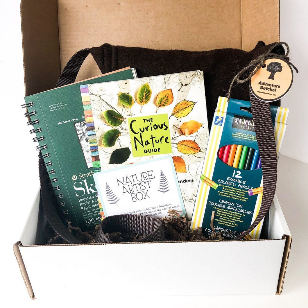 Nature Artist Adventure Box - DIY Activity Kit