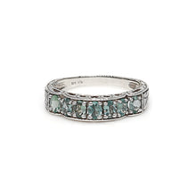 Load image into Gallery viewer, Alexandrite Band Ring