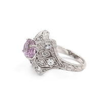 Load image into Gallery viewer, Kunzite Ring