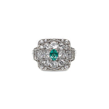Load image into Gallery viewer, Emerald Ring