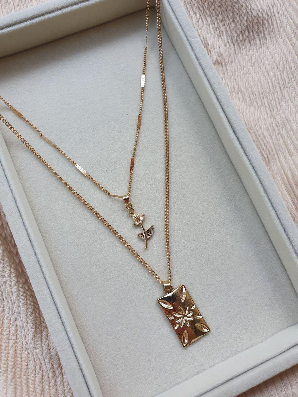 ROSEMARY'S BABY NECKLACE SET [BO]