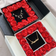 THE CRIMSON GIFT BOX