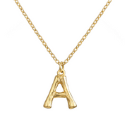 GABI INITIALS NECKLACE