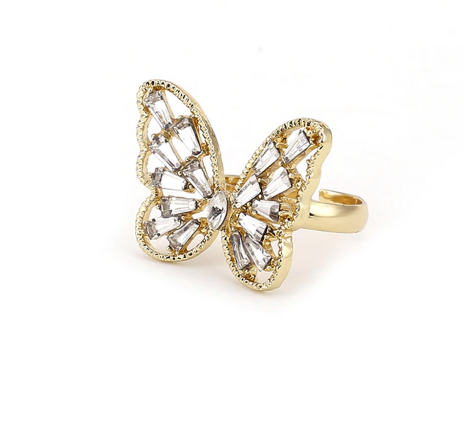 BUTTERFLY RING