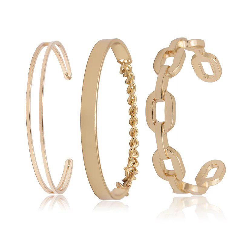 CHUNKY BANGLE SET (Backorder)