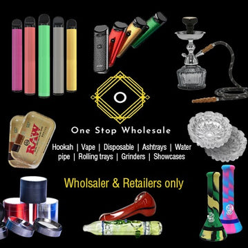 One Stop Wholesale (VAPE-HOOKAH-PIPES)
