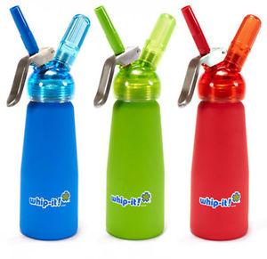 WHIP-IT! CREAM WHIPPER ASSORTED COLOR