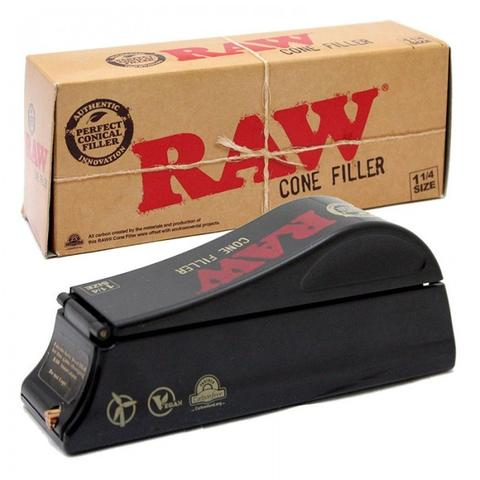 RAW CONE FILLER/SHOOTER KING SIZE AND 1 1/4 SIZE