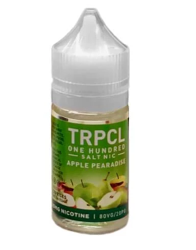 TRPCL Salt E Liquid 30 ML - Apple Pearadise