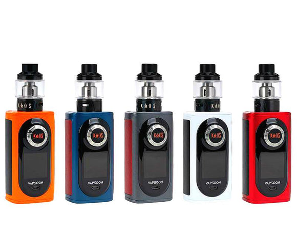 SIGELEI KAOS VAPSOON 208W TC STARTER KIT