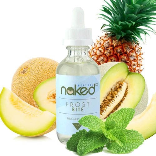 Naked E Liquid 60 ML - Frost Bite