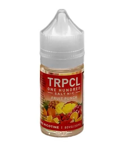 TRPCL Salt E Liquid 30 ML - Fruit Punch