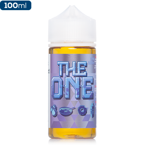 The One E Liquid 100 Ml - Blueberry