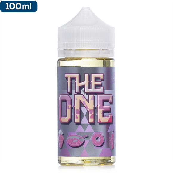 The One E Liquid 100 Ml - Original