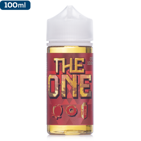 The One E Liquid 100 Ml - Apple