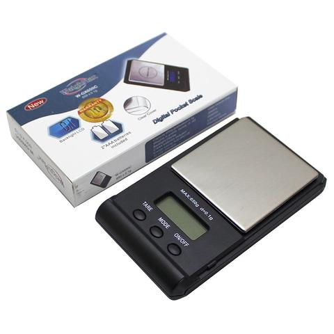 WEIGHMAX DIGITAL POCKET SCALE W-GX650C 650 X 0.1G