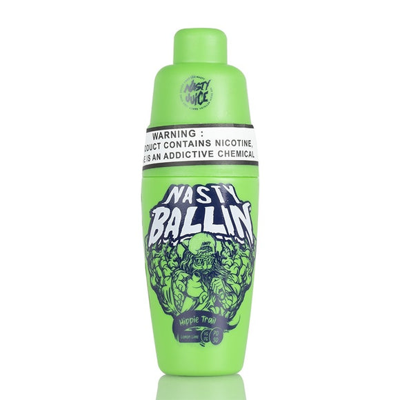 Nasty Ballin E Liquid 60 ML - Hippie Trail
