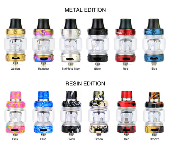 STARSS SATURN METAL/RESIN TANK 6ML