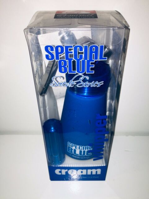 SPECIAL BLUE CANNISTER SMALL 1/4 L