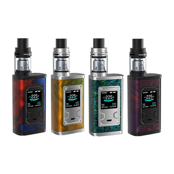 SMOK MAJESTY RESIN 225W TC STARTER KIT