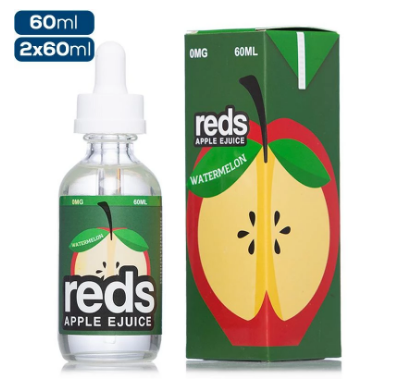 Reds Apple E Liquid 60 ML - Watermelon