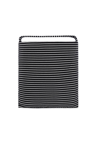 BAG015BKWS - UNISEX RECTANGLE BAG