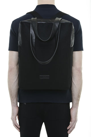 BAG900BKWL : UNISEX HANDBAG / BACK PACK