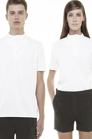 CH901WSH : UNISEX SHORT SLEEVES SHIRT