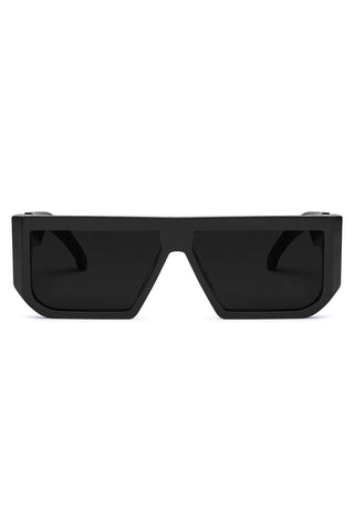 CL0003MATBLK - UNISEX SUNGLASSES