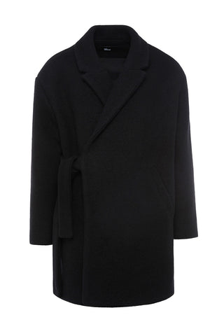 CO197BKKNW - UNISEX WIDE COAT