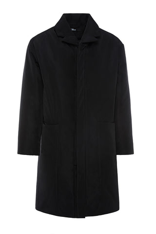 CO997BKT-PL - UNISEX DOWN COAT