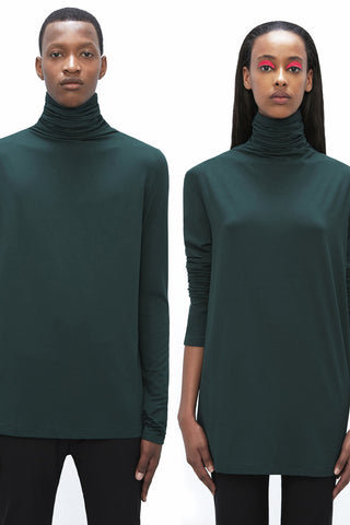 DR801VJ : UNISEX TURTLE NECK TOP