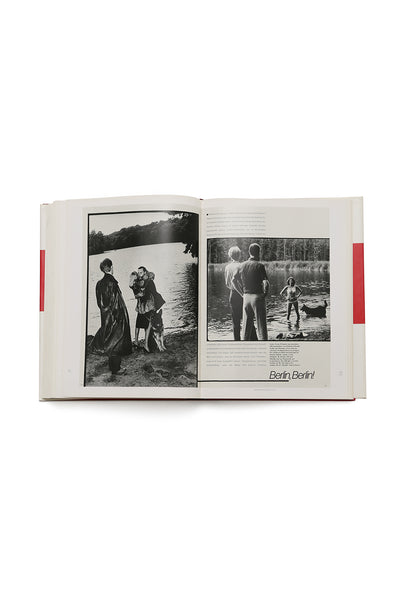 HELMUT NEWTON PAGES FROM THE GLOSSIES - UNISEX BOOK