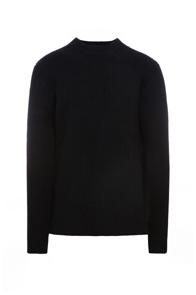 KN001BKCC - UNISEX KNITTED SWEATER