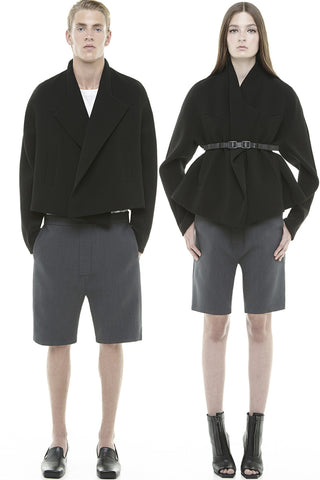 PA190GC : UNISEX LOOSE SHORTS