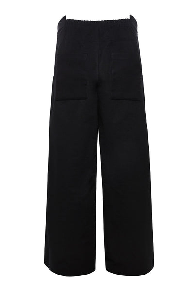 PA905BKRS - UNISEX WIDE TROUSERS