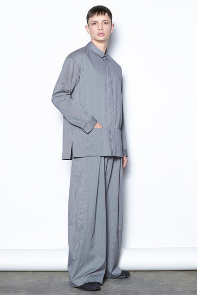 PA905WSBKC - UNISEX WIDE TROUSERS