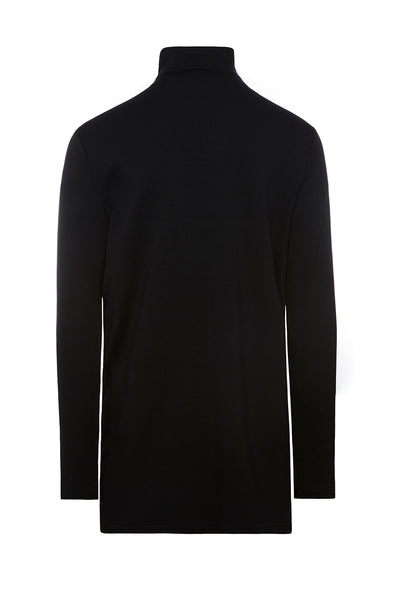 DR803BKDJ-JBP - UNISEX LONG TURTLENECK