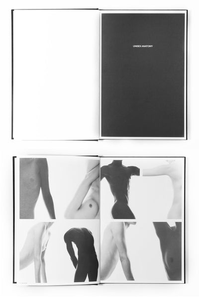 RAD HOURANI / PHI : 5 YEARS OF UNISEX BOOK