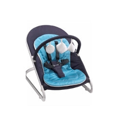 Bertini I-Bounce Layflat Bouncer - Blue