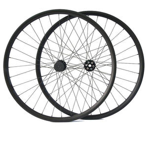 27.5er 650B 35mm MTB Wheels Carbon Bicycle Wheels Mountain Bike Wheels - hulkwheels