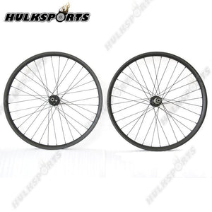 MTB carbon wheels 25mm depth hookless wheelset T700 carbon wheels - hulkwheels