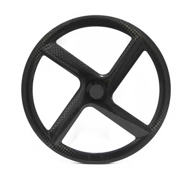 Four spoke wheel 700C 46mm Road Bicycle wheel - hulkwheels