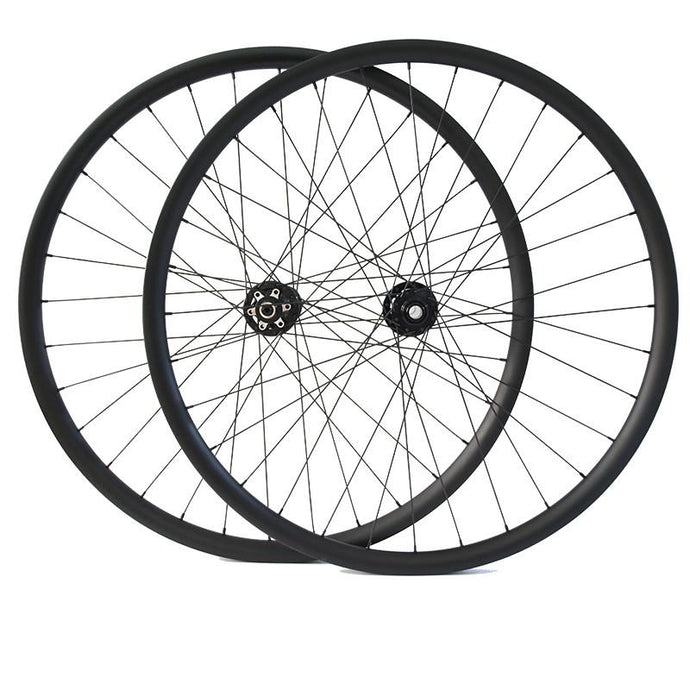 27.5er mtb bicycles carbon wheels 35mm width wheelset - hulkwheels