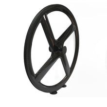 Load image into Gallery viewer, Four spoke wheel 700C 46mm Road Bicycle wheel - hulkwheels