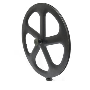 Full carbon five spokes wheels - hulkwheels