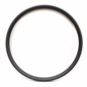 29er carbon mountain bike rim 28mm width Asymmetric rim mtb carbon rim for XC