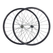 Load image into Gallery viewer, 30mm Outer wide carbon mountain bike wheels bicycle carbon wheelset for AM XC