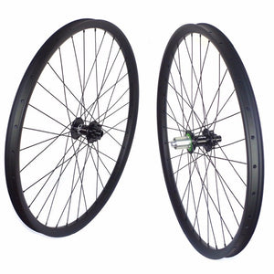 HOPE PRO 4 hub 29ER carbon mountain bike wheel for MTB riding 35mm outer width