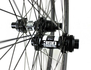 29er Gravel Bike Wheel Cyclocross XC mtb carbon Wheels 24mm width 24mm depth